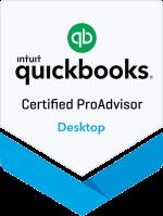 Certified QB Desktop ProAdvisor