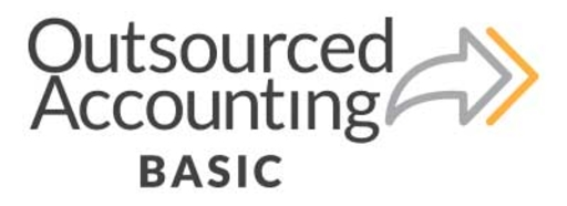 Outsourced Accounting Basic