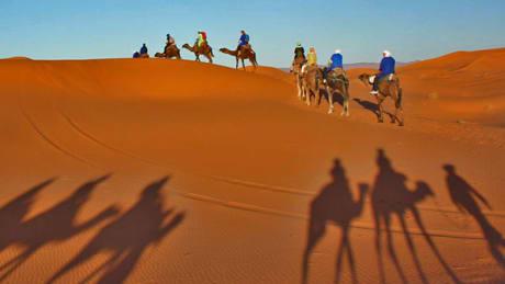 Marocko runt