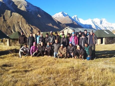 Vandringsresa i Ladakh (indiska Himalaya)