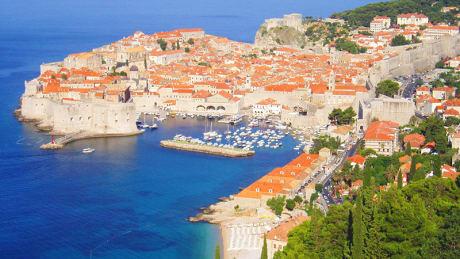 Grekland till Kroatien