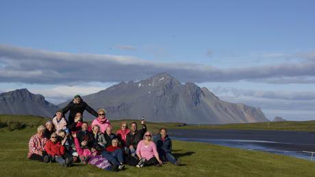 Island & Färöarna