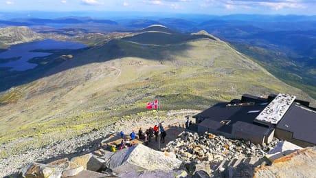 Vandringsresa i södra Norge