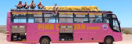 Resor med Rosa Buss