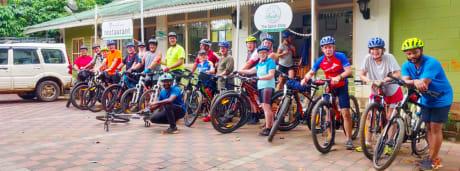 Cykelresa i indiska Kerala & Karnataka 55+