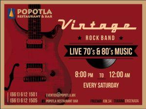 Vintage Music Rosarito Beach