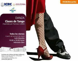 Tango Classes at Cafe Marotto