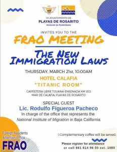 FRAO Meeting