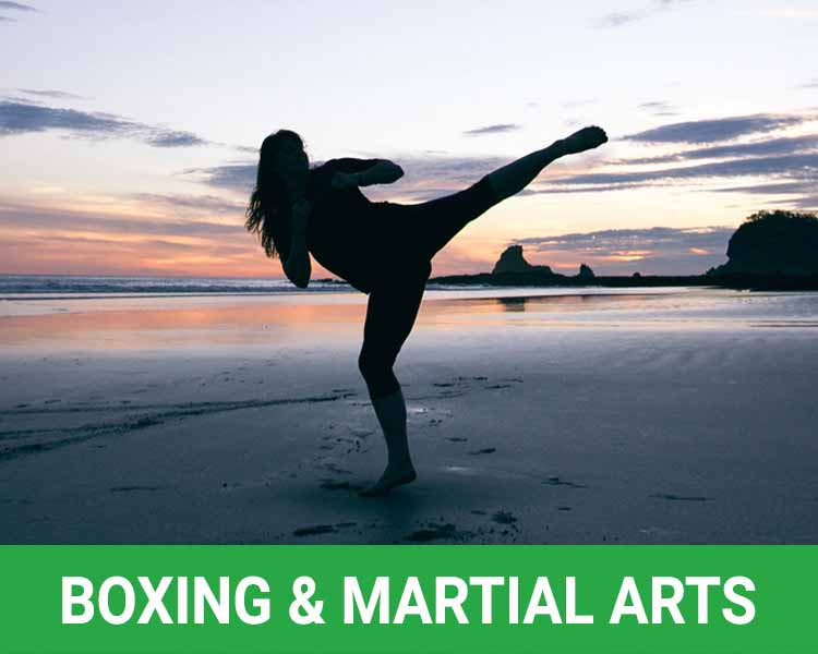 Rosarito Beach Boxing