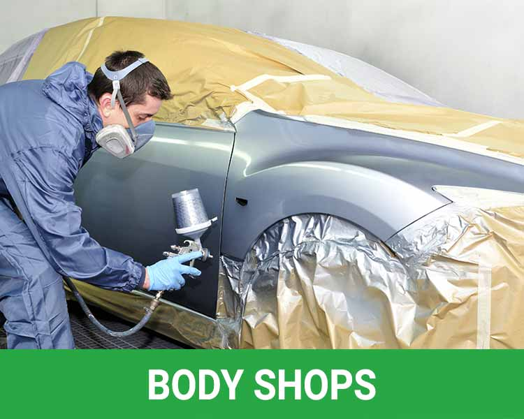 Body Shops Rosarito Beach