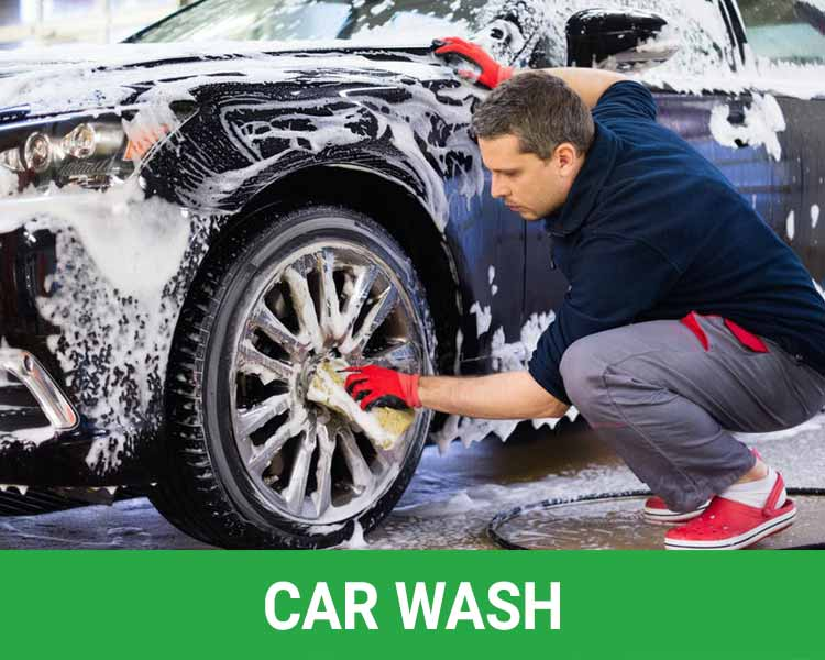 Rosarito Beach Carwash Services