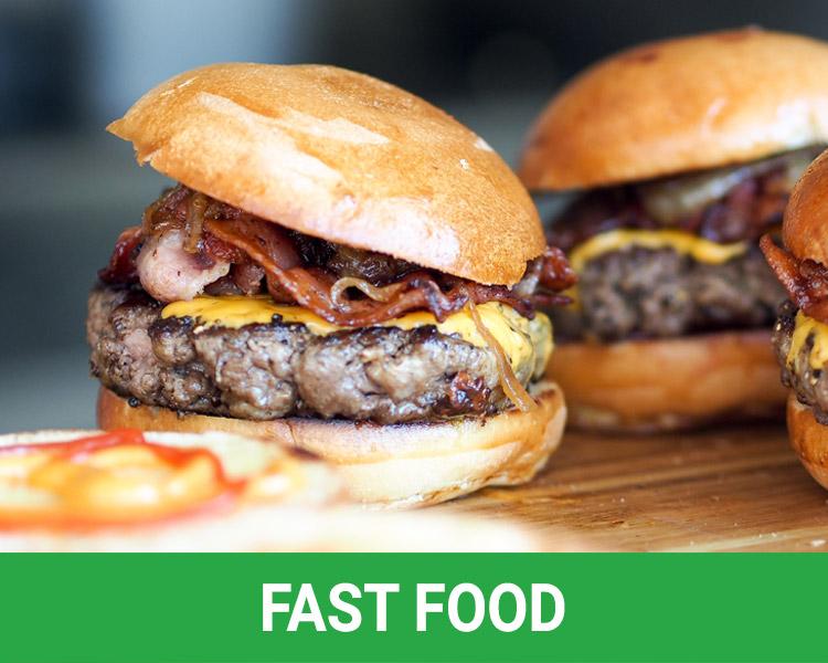Fast Food Rosarito Beach