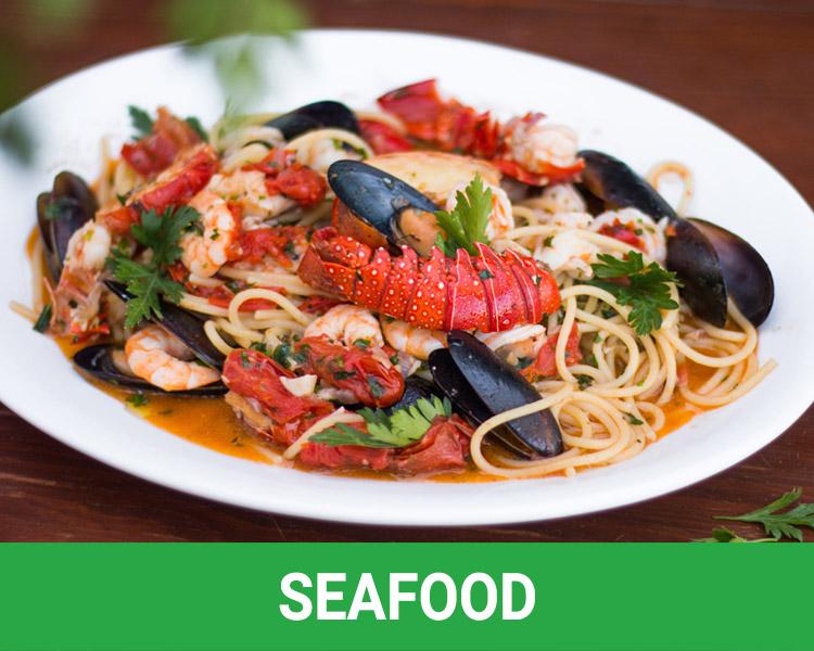 Seafood Rosarito Beach
