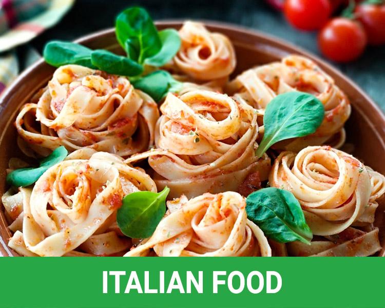 Italian Food Rosarito Beach