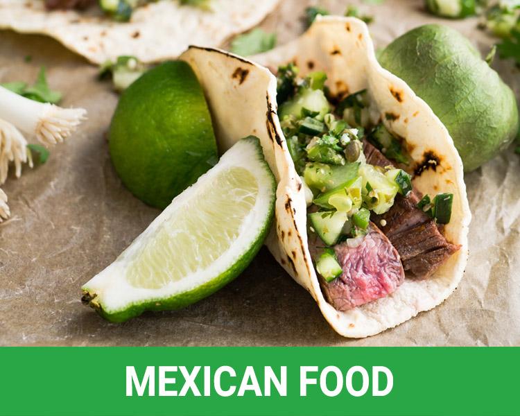 Mexican Food Rosarito Beach
