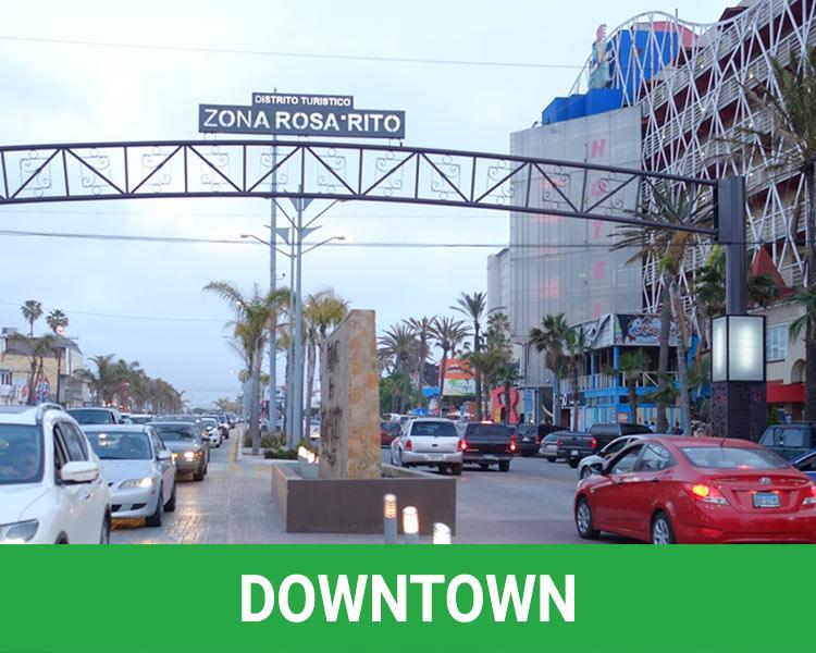 Downtown Rosarito Restaurants