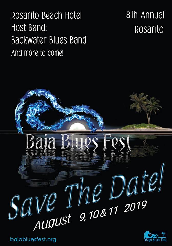 Baja Blue Fest - Rosarito Beach Hotel