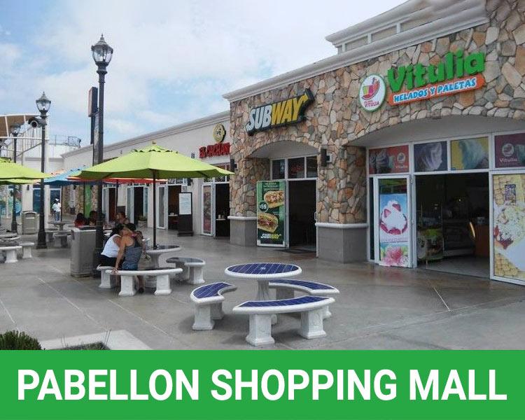Pabellon Shopping Mall Rosarito Beach