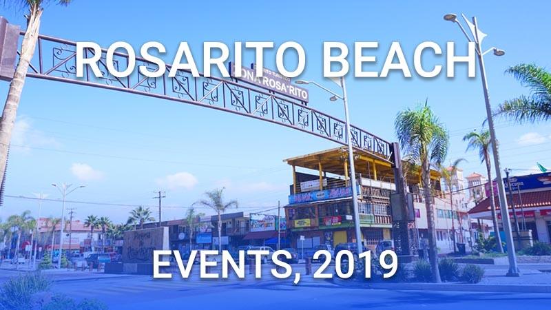 Rosarito Beach Events - 2019