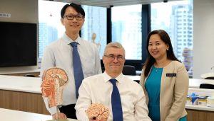 NTU Singapore, LKCMedicine, and NHG