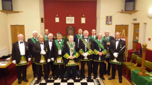 Deputation to Lodge 275