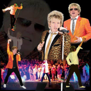 David Bowie & Rod Stewart Tribute Night