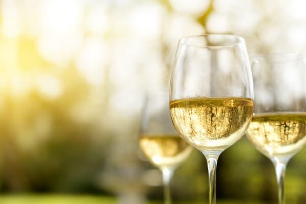 Australischer Weißwein