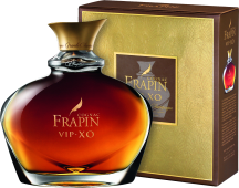 Cognac Frapin V.I.P. X.O.  in Geschenkverpackung