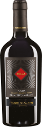 2019 Farnese Zolla Primitivo-Merlot