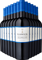 Warwick Estate The First Lady Cabernet Sauvignon im 12er Vorratspaket