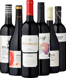 6er Probierpaket »Spaniens Weinwelt - kulinarisches El Dorado«