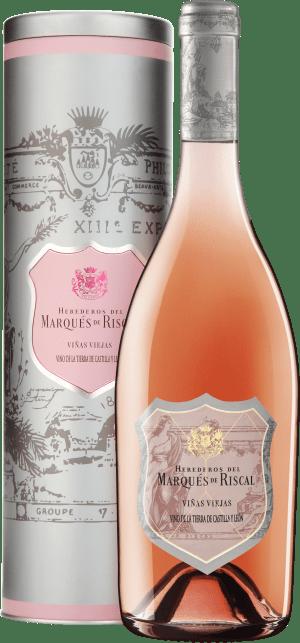 2018 Marqués de Riscal Rosado Viñas Viejas