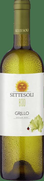 2019 Settesoli Grillo BIO