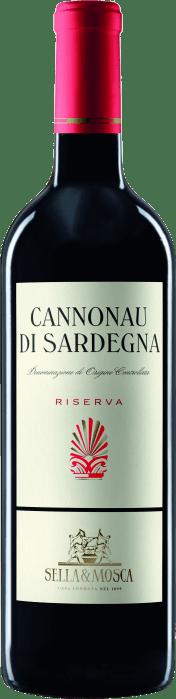 2018 Sella & Mosca Cannonau Riserva