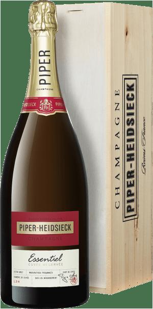 Piper-Heidsieck Cuvée Brut Essentiel in der Magnumflasche