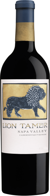 2016 Hess Lion Tramer Cabernet Sauvignon