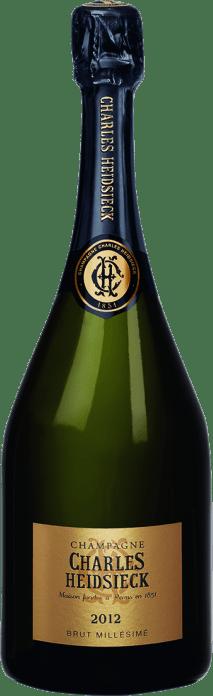 2006 Charles Heidsieck Brut Millésime Vintage Champagner