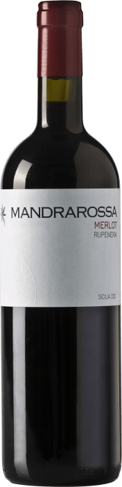 2019 Mandrarossa »Rupenera« Merlot
