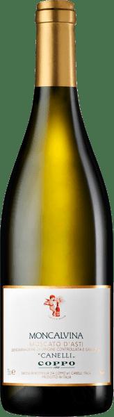 2019 Coppo Moncalvina Moscato d'Asti - 0,375 Literflasche
