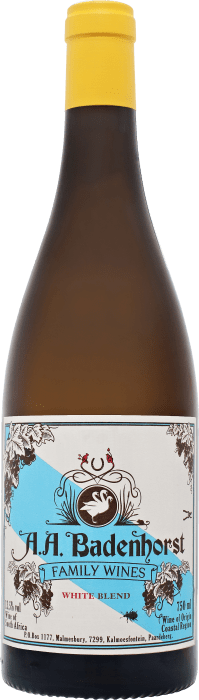 2017 AA Badenhorst White Blend