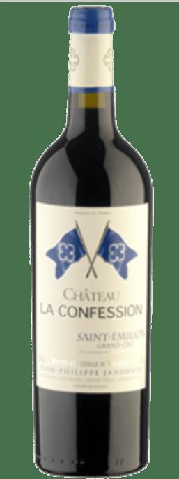 2018 CHÂTEAU LA CONFESSION (SUBSKRIPTION)