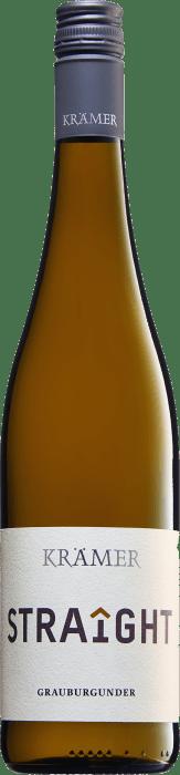 2019 Krämer Straîght Grauburgunder
