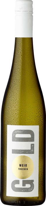 2019 Gold Cuveé Weiß