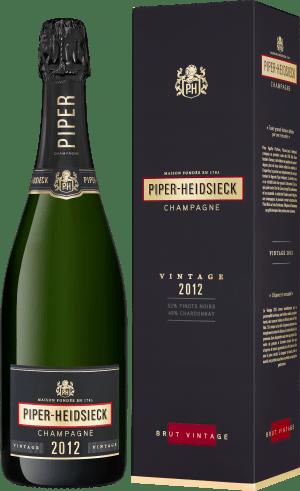 2012 Piper-Heidsieck Vintage Brut Champagner