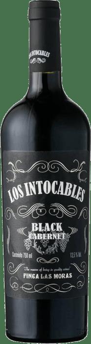 2017 Finca Las Moras Los Intocables Black Cabernet