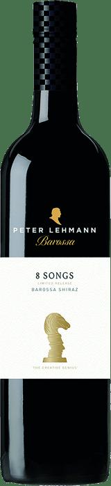 2015 Peter Lehmann Eight Songs Shiraz
