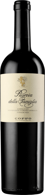 2015 Coppo Ris.d.Famiglia Barbera d'Asti