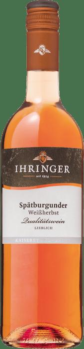 2019 Ihringer Spätburgunder Weißherbst