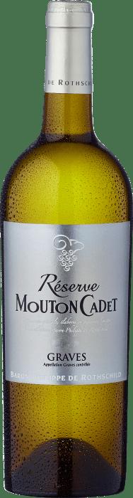 2017 Mouton Cadet Réserve Graves Blanc
