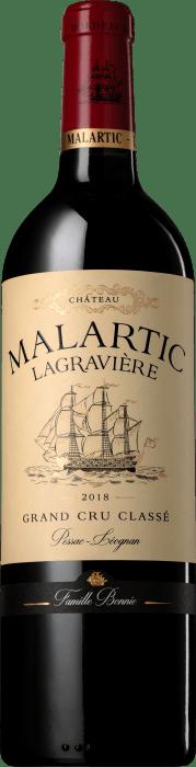 2018 CHÂTEAU MALARTIC-LAGRAVIÈRES ROUGE (SUBSKRIPTION)